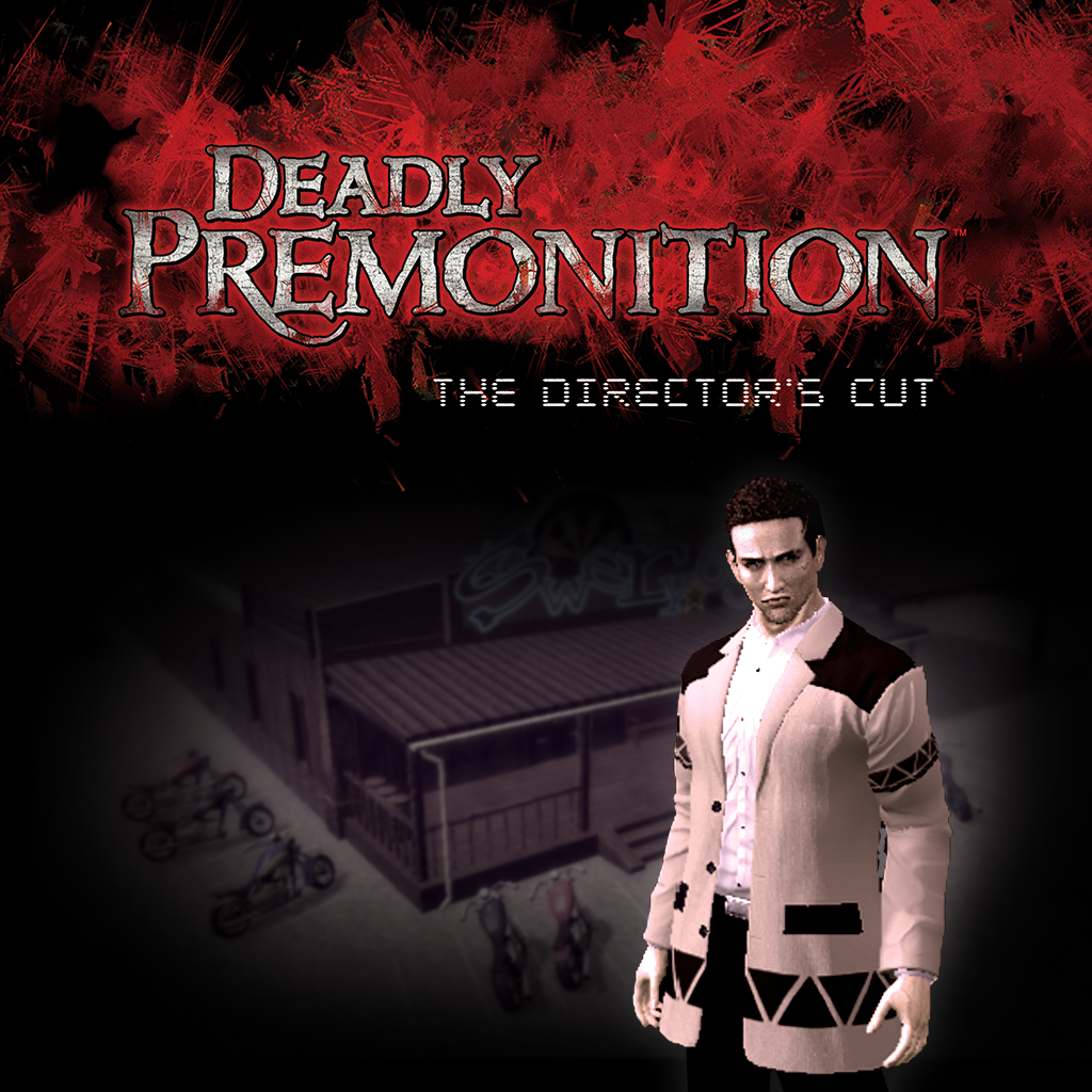 Deadly Premonition Hotel Room