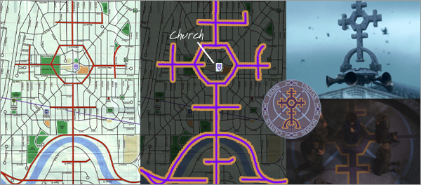 Gallery For Gt Silent Hill Church Symbol