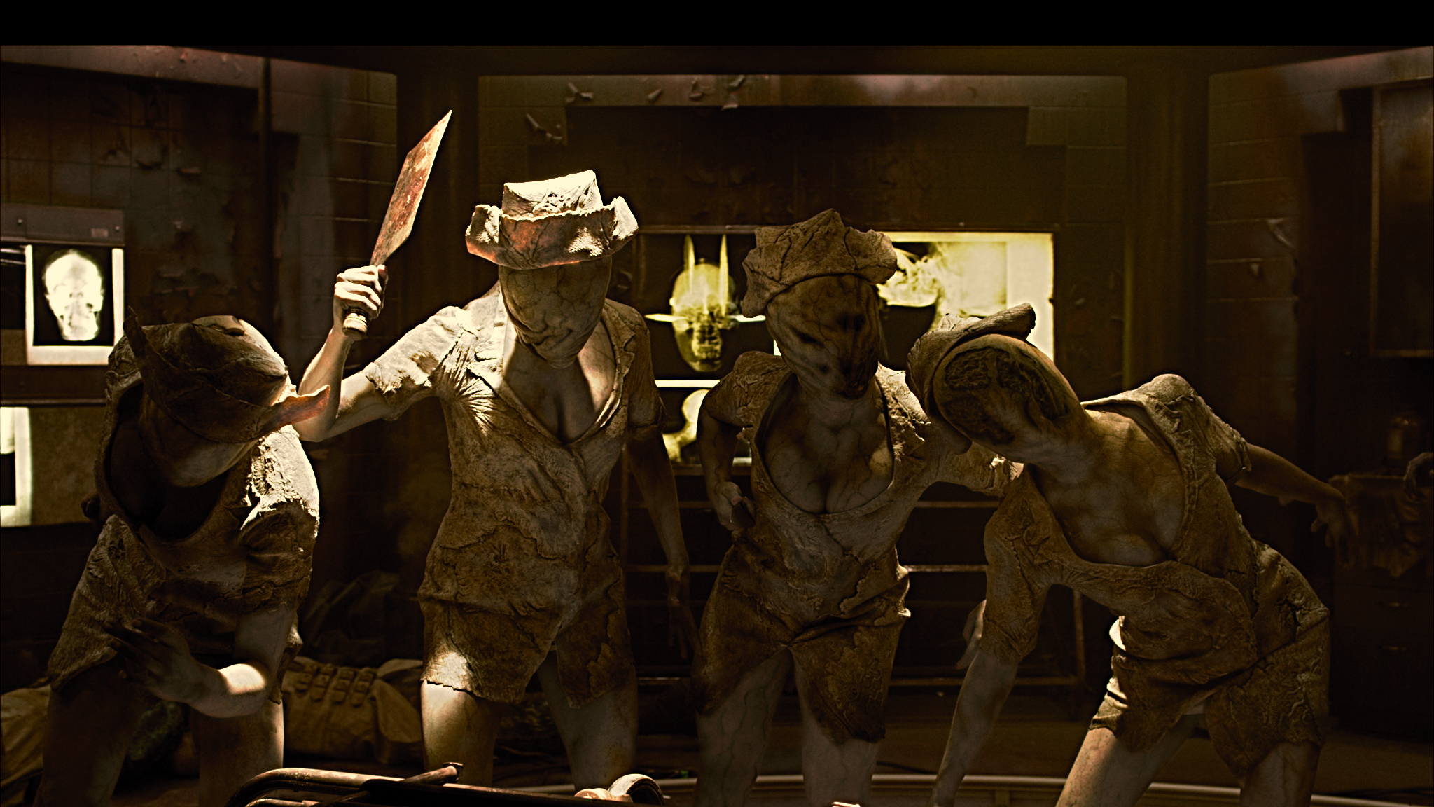 """The Horror's So Silent Literally. Review of """"Silent Hill"""