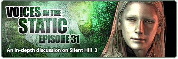 Silent Hill Historical Society Voices In The Static 31 An In